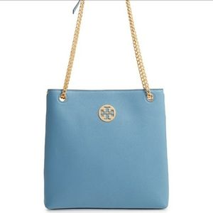 Tory Burch Every Leather Swing back Bag
